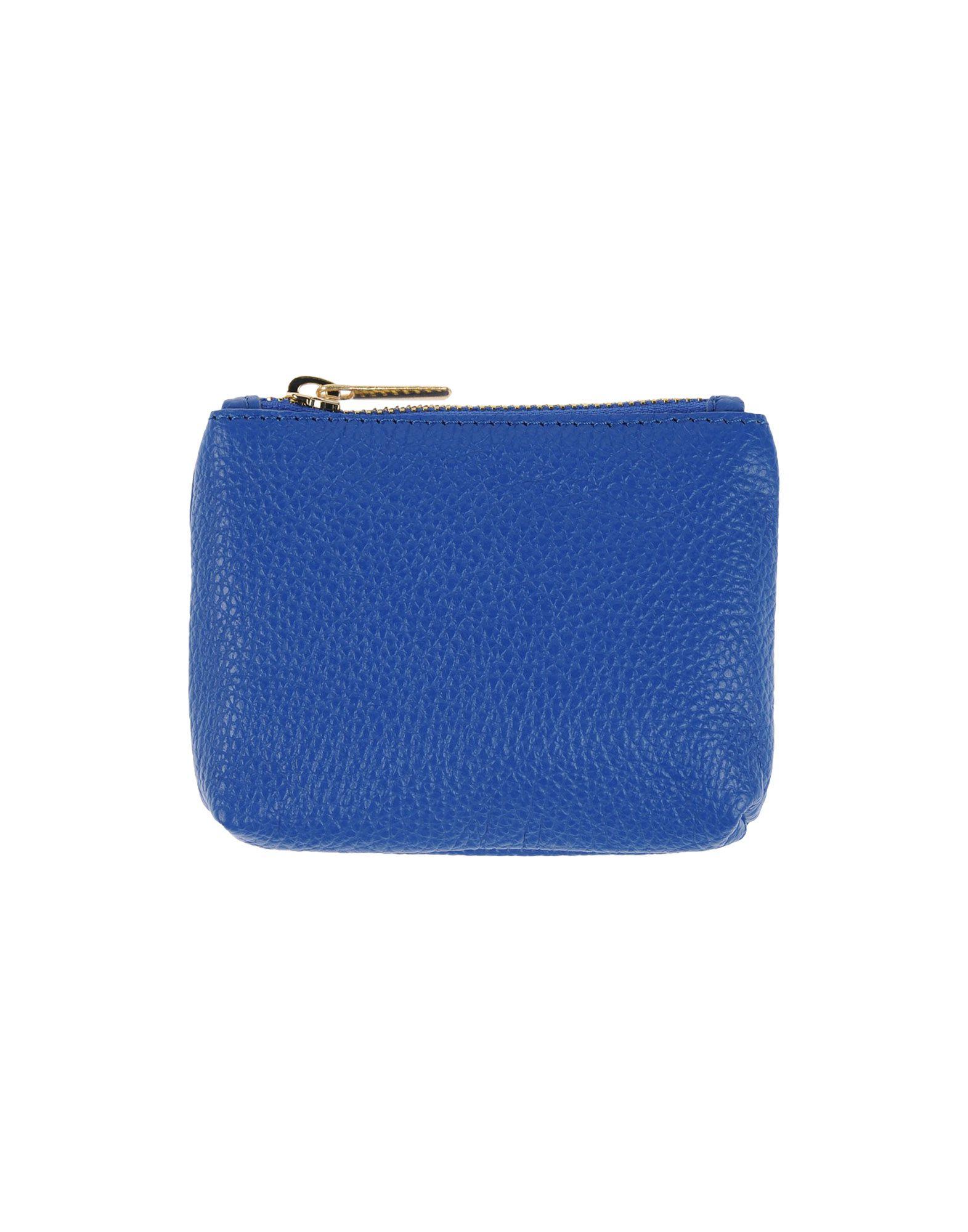 MANIFATTURE CAMPANE Damen Portemonnaie Farbe Blau Größe 1