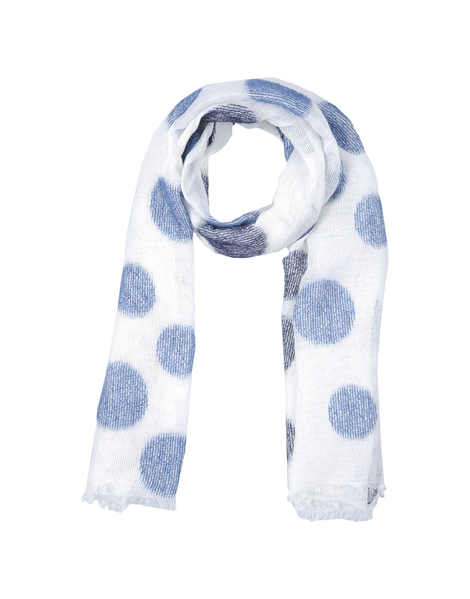 RODA Damen Schal Farbe Weiß Größe 1 - broschei