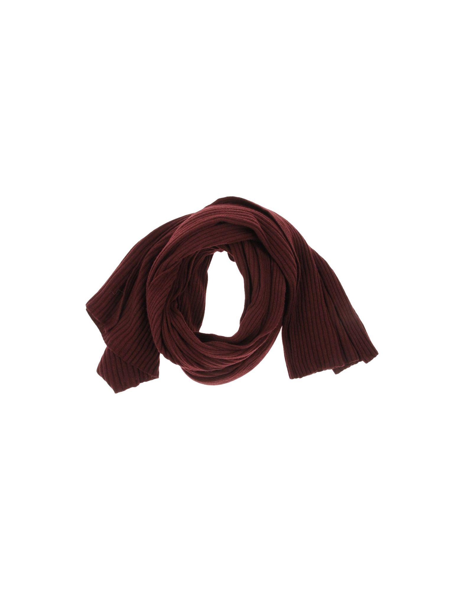 SILENT DAMIR DOMA Herren Schal Farbe Bordeaux Größe 1 jetztbilligerkaufen