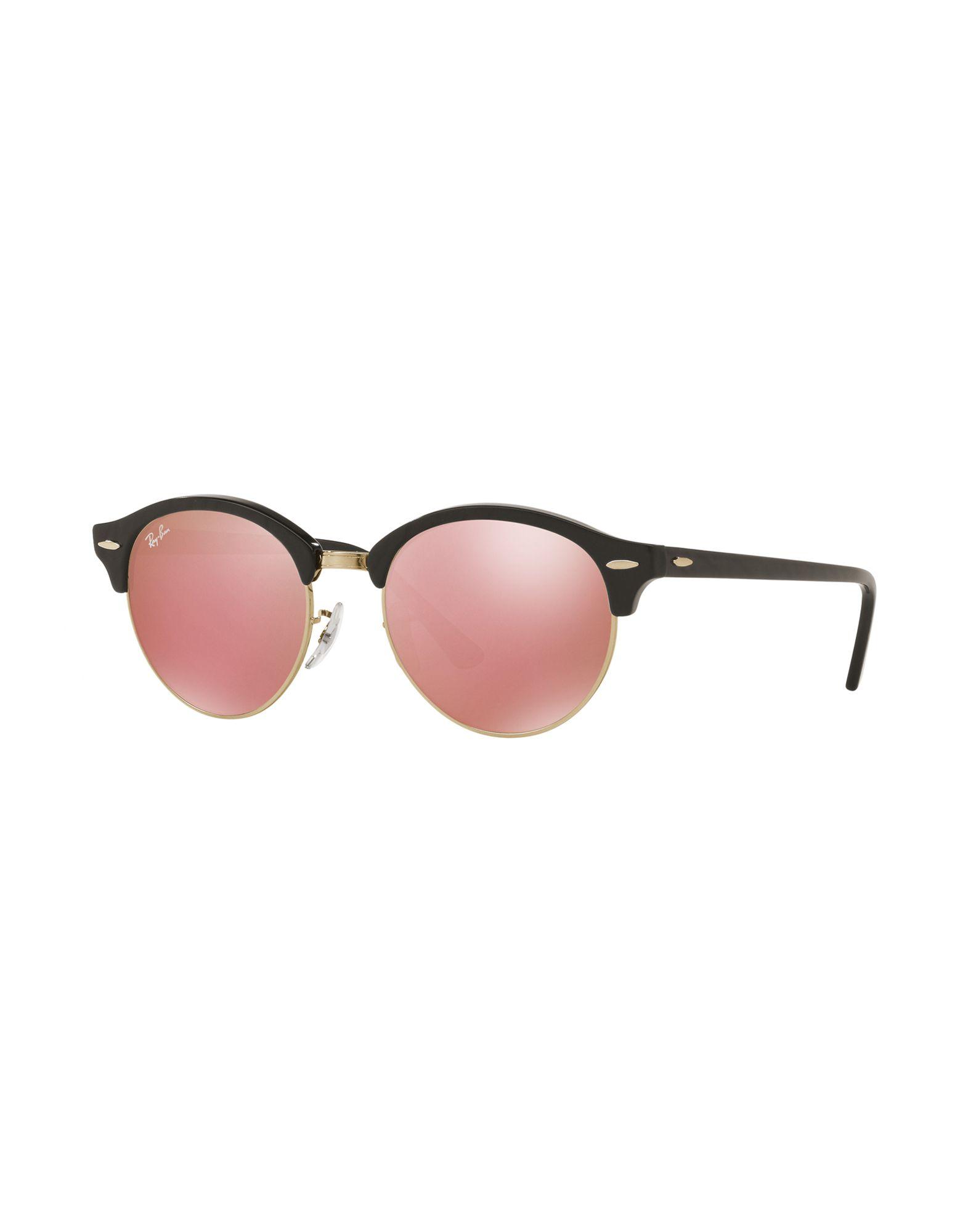 RAY-BAN Unisex Sonnenbrille Farbe Schwarz Größe 9 - broschei