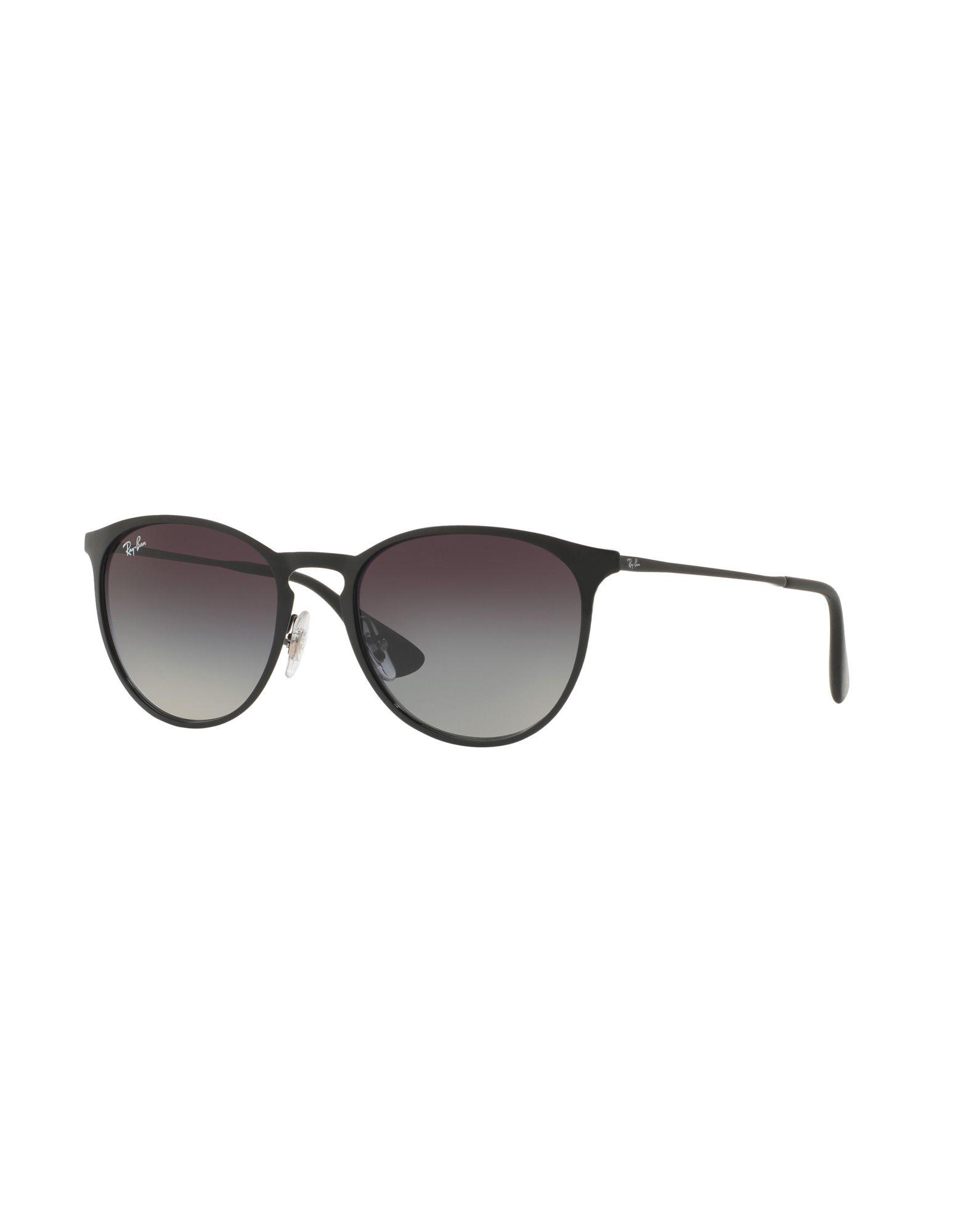 RAY-BAN Unisex Sonnenbrille Farbe Schwarz Größe 15