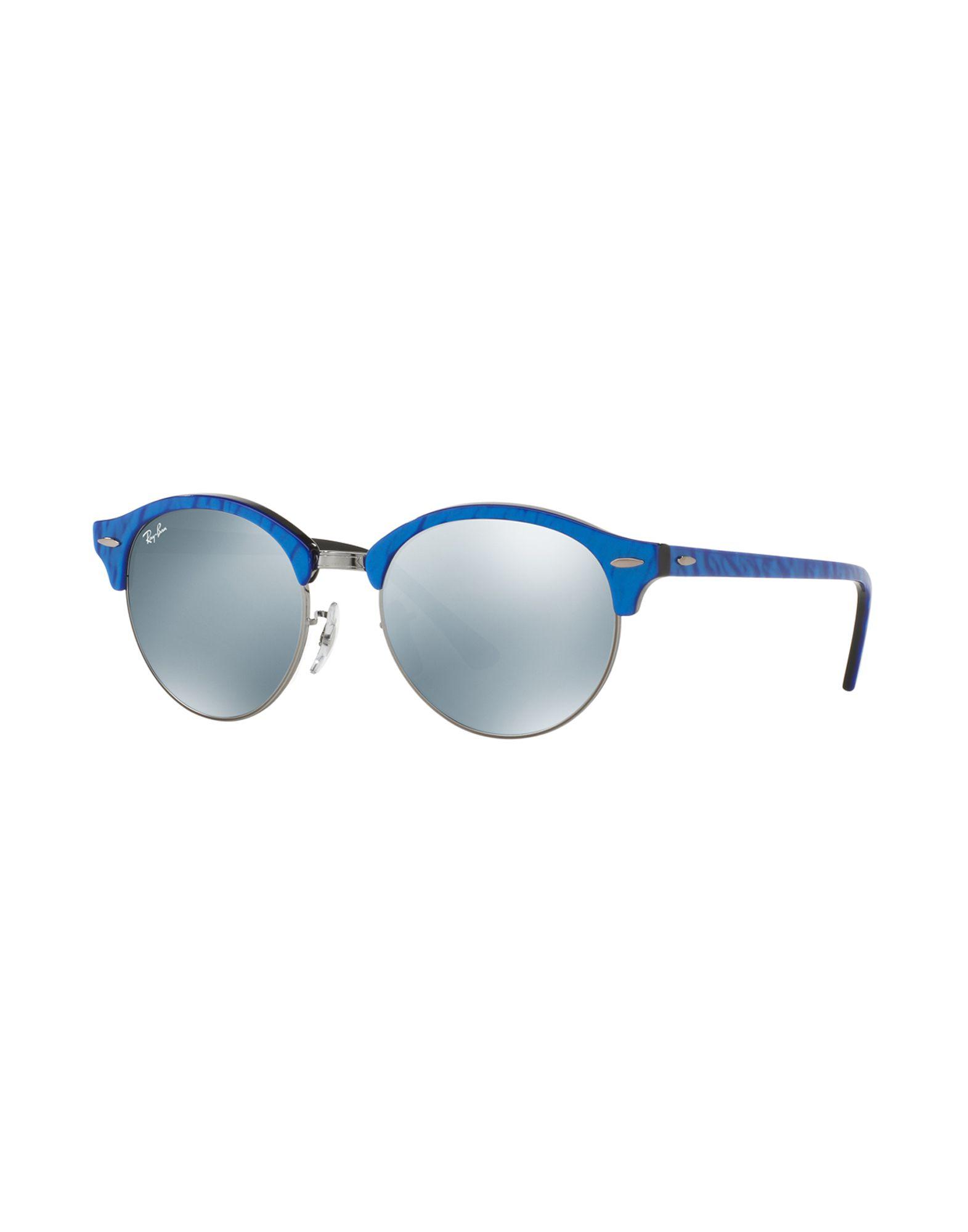 RAY-BAN Unisex Sonnenbrille Farbe Blau Größe 9 - broschei
