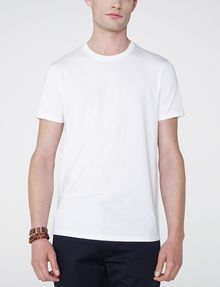 ARMANI EXCHANGE PIMA CREW Short Sleeve Tee U f
