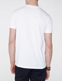 ARMANI EXCHANGE PIMA CREW Short Sleeve Tee U r