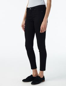 ARMANI EXCHANGE Pure Black Super-Skinny Jean Skinny jeans Woman d