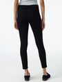 ARMANI EXCHANGE Pure Black Super-Skinny Jean Skinny jeans Woman r