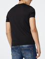ARMANI EXCHANGE Campfire Logo Tee Graphic T-shirt Man r
