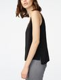 ARMANI EXCHANGE Wide V Layering Cami Cami D d