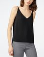 ARMANI EXCHANGE Wide V Layering Cami Cami D f