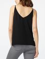 ARMANI EXCHANGE Wide V Layering Cami Cami Woman r