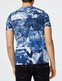 ARMANI EXCHANGE Oceanic Logo Tee Graphic Tee U r
