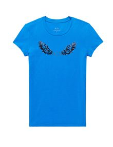 ARMANI EXCHANGE Sequin Wings Tee Graphic Tee D d