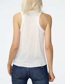 ARMANI EXCHANGE Ombre Fern Tank Graphic T-shirt D r