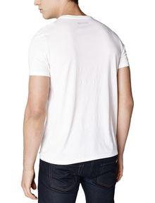 ARMANI EXCHANGE Triangulation Logo Tee Graphic T-shirt Man r