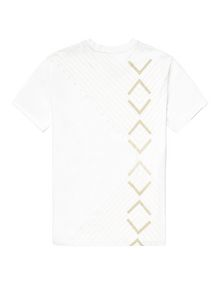 ARMANI EXCHANGE Inverted A|X Tee Graphic Tee U e