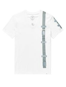 ARMANI EXCHANGE Strapped Graphic Tee Graphic Tee U d