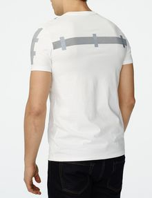 ARMANI EXCHANGE Strapped Graphic Tee Graphic Tee U r
