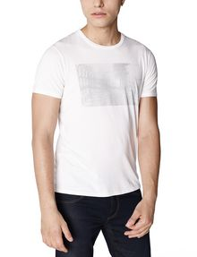 ARMANI EXCHANGE Under Construction Graphic Tee Graphic T-shirt U f