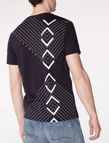 ARMANI EXCHANGE Inverted A|X Tee Graphic T-shirt Man r