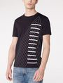 ARMANI EXCHANGE Inverted A|X Tee Graphic T-shirt Man f