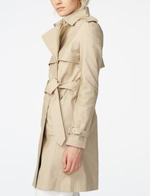 ARMANI EXCHANGE Lightweight Classic Trench Trench coat D d