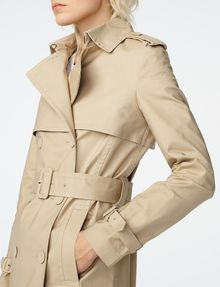 ARMANI EXCHANGE Lightweight Classic Trench Trench D e