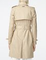 ARMANI EXCHANGE Lightweight Classic Trench Trench D r
