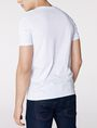 ARMANI EXCHANGE Water Flow V-Neck Tee Graphic T-shirt Man r