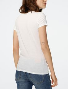 ARMANI EXCHANGE Etched Palms Tee Graphic Tee D r