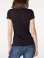 ARMANI EXCHANGE Stacked Logo Tee Short Sleeve Tee D r