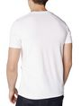 ARMANI EXCHANGE Cut & Color Logo Tee Graphic T-shirt Man r