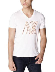 ARMANI EXCHANGE Pickup Sticks Tee Graphic T-shirt U f