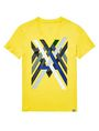 ARMANI EXCHANGE Campfire Logo Tee Graphic T-shirt Man d