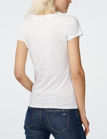 ARMANI EXCHANGE A|X Gravity Tee Short Sleeve Tee Woman r
