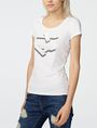 ARMANI EXCHANGE A|X Gravity Tee Short Sleeve Tee Woman f