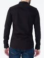 ARMANI EXCHANGE Textured No-Iron Slim-Fit Shirt Long sleeve shirt U r