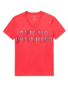 ARMANI EXCHANGE Future Exchange Logo Tee Graphic Tee U d