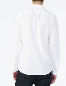 ARMANI EXCHANGE Stretch Slim-Fit Shirt Long sleeve shirt Man r