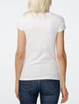 ARMANI EXCHANGE Mirrored Effect A|X Tee Short Sleeve Tee Woman r
