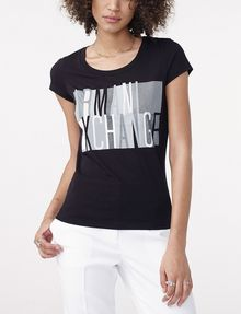Short Sleeve Tee Woman ARMANI EXCHANGE - 10_f