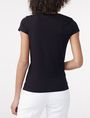 Short Sleeve Tee Woman ARMANI EXCHANGE - 9_r