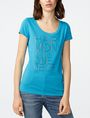 ARMANI EXCHANGE Harmony Mantra Tee Short Sleeve Tee Woman f