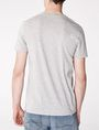 ARMANI EXCHANGE Wide Logo Tee Graphic T-shirt Man r