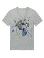 ARMANI EXCHANGE Retro Shape Logo Tee Graphic T-shirt U d