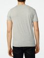 ARMANI EXCHANGE Retro Shape Logo Tee Graphic T-shirt Man r