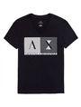 ARMANI EXCHANGE Shutter Shade Logo Tee Graphic T-shirt Man d