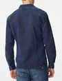 ARMANI EXCHANGE Pigment-Dyed Button-Down Shirt Long sleeve shirt Man r