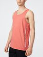 ARMANI EXCHANGE Stencil Logo Tank Graphic T-shirt U f