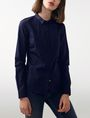 ARMANI EXCHANGE Tailored Poplin Shirt Button Down Shirt D f