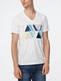 ARMANI EXCHANGE A|X Tesselate Tee Graphic Tee U f